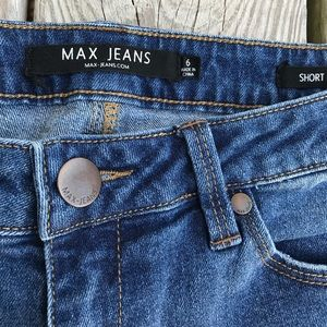 Max Jeans👖Women's Shorts